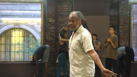 Reggie Wilson Open Rehearsal